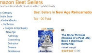 I Made an Amazon Best Seller List!